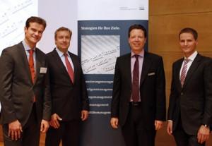 Markus Sievers auf dem 3. Consilium Investmentabend 2013